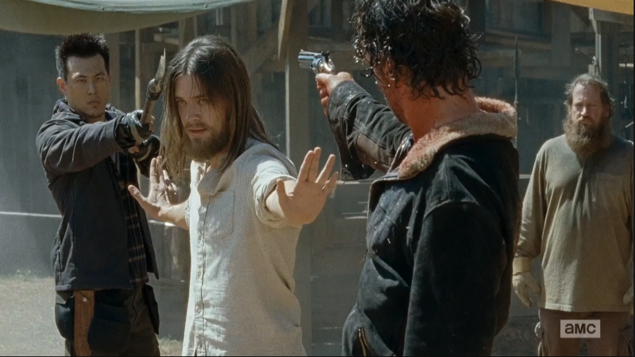 "The Walking Dead S6 E11 ""Knots Untie"" by AMC"