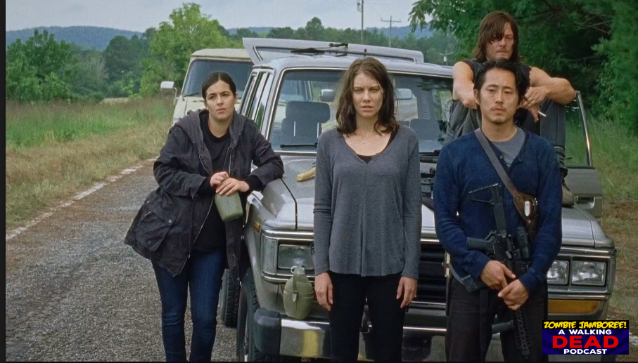 "The Walking Dead S6 E12 ""Not Tomorrow Yet"" by AMC"